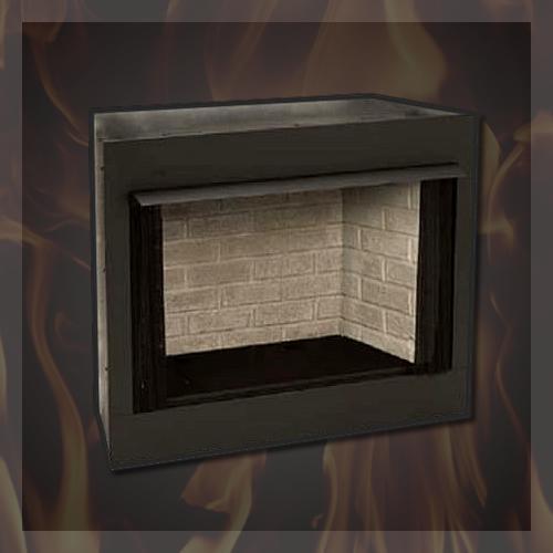Monessen GCUF Series Vent Free Firebox