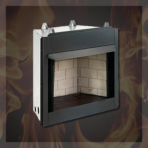Superior VRT2500 Vent Free Fireplace
