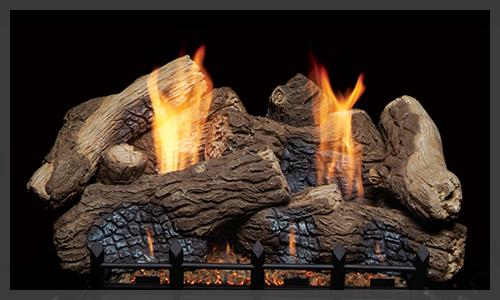 MONESSEN Berkley Oak Gas Logs