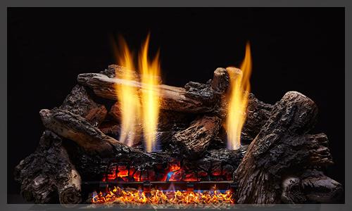 MONESSEN Charisma Oak Gas Logs