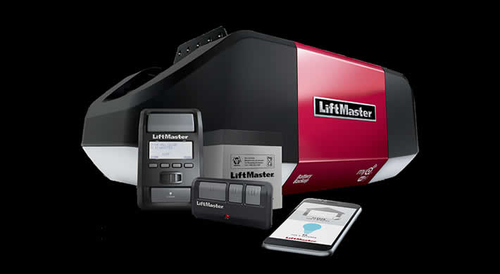 Liftmaster WLED Garage Door Opener