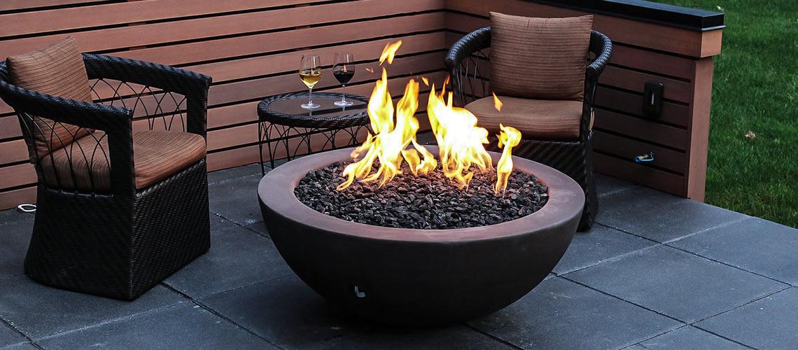 Warming Trends Firepit