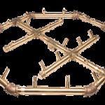 Octagonal Burner