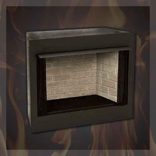 Monessen GCUF Series Vent Free Firebox