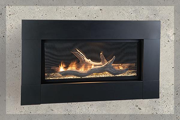 """Monessen Artisian Vent Free Gas Fireplace 42"""""""