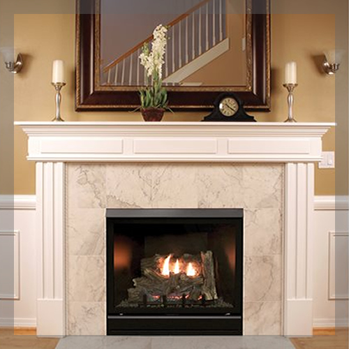 Clean Face Direct Vent Gas Fireplace