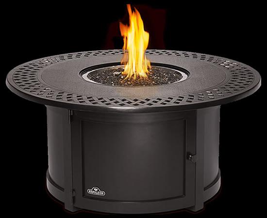 Napoleon Kensington Gas Fire Table