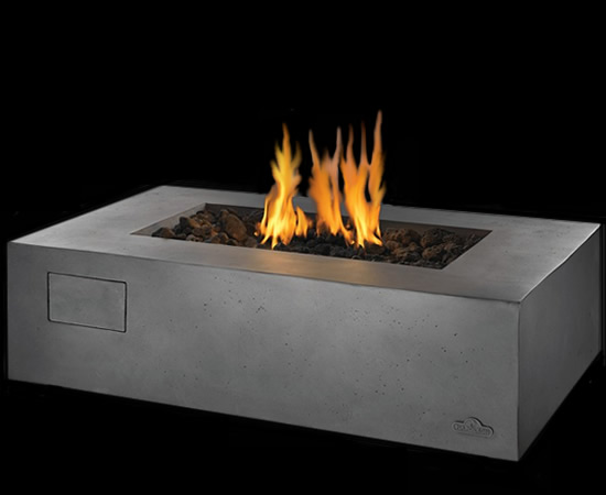 Napoleon Uptown Gas Fire Table