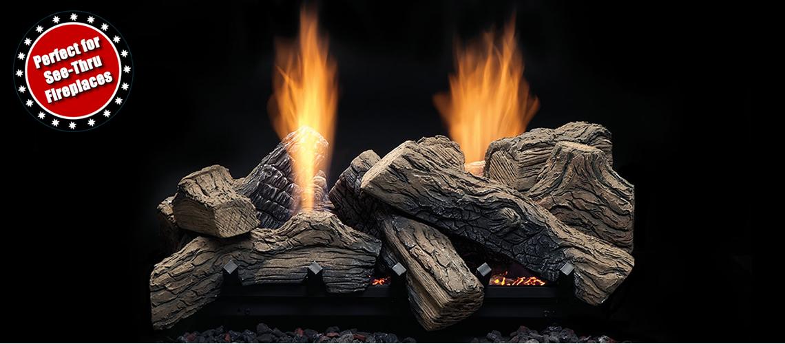 Monessen Natural Blaze Gas Logs