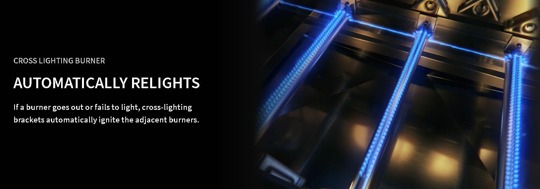 cross-lighting-burner